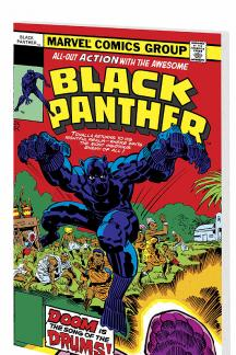 Black Panther by Jack Kirby Vol. 1 (Trade Paperback)