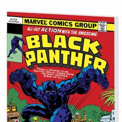Black Panther by Jack Kirby Vol. 1 (2005)