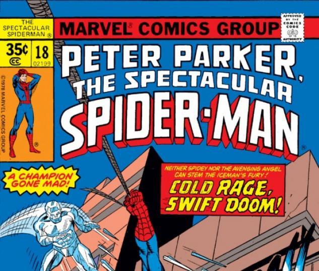 Peter Parker, The Spectacular Spider-Man #18