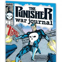 PUNISHER WAR JOURNAL CLASSIC VOL. 1 #0