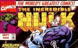Incredible Hulk #456 cover