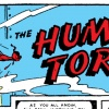 The first appearance of the Golden Age Human Torch