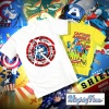 Mighty Fine: 22 Captivating Captain America Tees