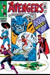 Avengers (1963) #26 cover