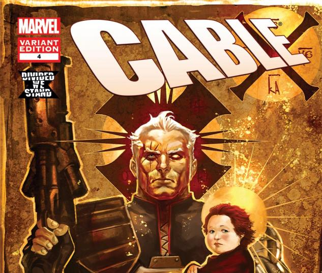 Cable (2008) #4, Djurdjevic Variant