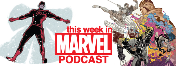 Download This Week in Marvel Podcast Episode #8