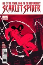 Scarlet Spider #7 cover