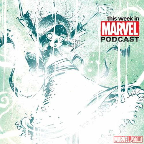 This Week in Marvel #38.5 - Scottie Young