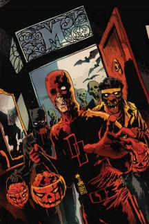 Marvel Zombies Halloween (2012) #1