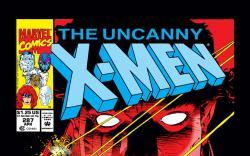 Uncanny X-Men (1963) #287 Cover