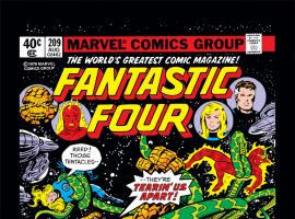 Fantastic Four (1961) #209 Cover