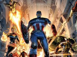 Watch the Marvel NOW! Avengers Trailer