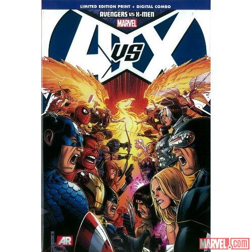 Avengers vs. X-Men Hardcover