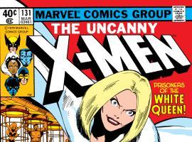 Uncanny X-Men (1963) #131 Cover