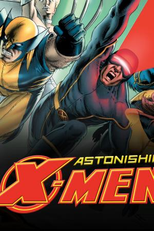 Astonishing X-Men (2004 - 2013) thumbnail