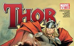 Cover Thor (2007) #5