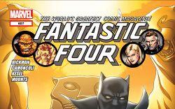 Fantastic Four (1998) #607