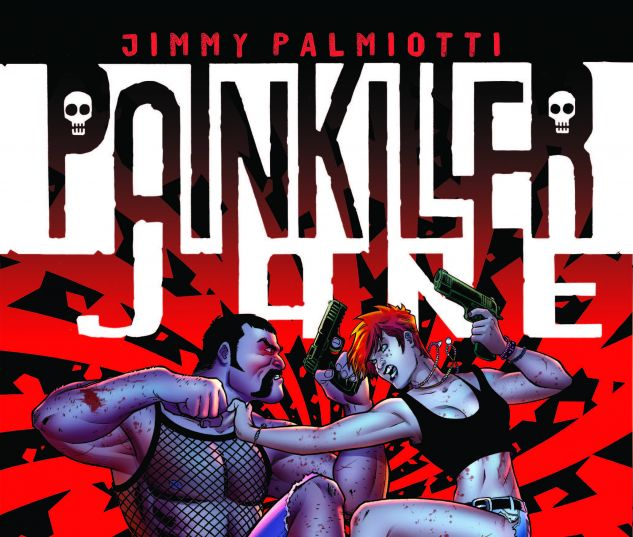 PAINKILLER JANE: THE PRICE OF FREEDOM 3