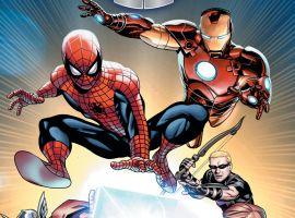 Marvel Universe LIVE! Custom Comic
