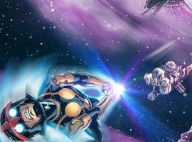 Marvel AR: Nova #7 Cover Recap