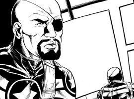 Explore Nick Fury's Past in Original Sin