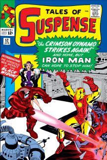 Tales of Suspense (1959) #52