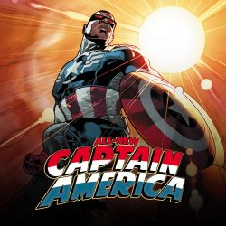 All-New Captain America (2014 - Present)