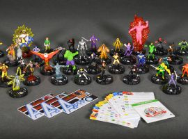 Heroclix Marvel's Avengers Assemble Expansion Pack