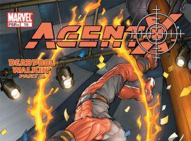 Agent X (2002) #15
