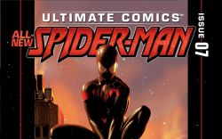 ULTIMATE COMICS SPIDER-MAN (2011) #7