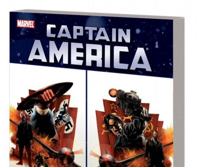 Captain America: Winter Soldier Ultimate Collection (Trade Paperback)