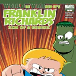 Franklin Richards: World Be Warned (2007)