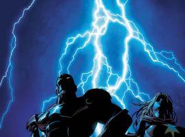Dark Avengers Poster Book (2010) #1