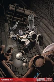 Punisher (2008) #13