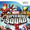 Marvel Super Hero Squad Video Game Wii Box Art