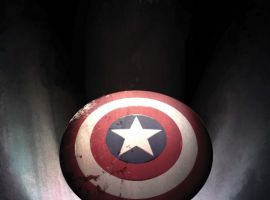 CAPTAIN AMERICA: WHO WILL WIELD  THE SHIELD? ONE-SHOT #1