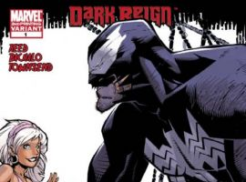 DARK REIGN: THE SINISTER SPIDER-MAN #1 (of 4) SECOND PRINTING VARIANT