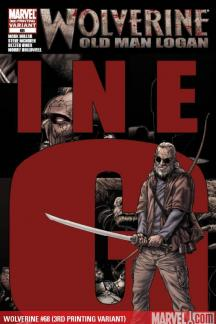 Wolverine (2003) #68 (3RD PRINTING VARIANT)