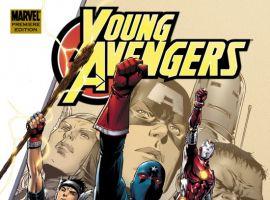 YOUNG AVENGERS: SIDEKICKS