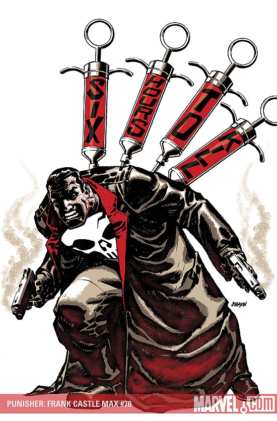 PUNISHER: FRANK CASTLE MAX #70