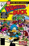Howard the Duck Annual (1977)