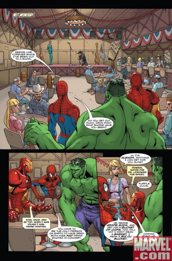 MARVEL ADVENTURES SUPER HEROES #4, page 6