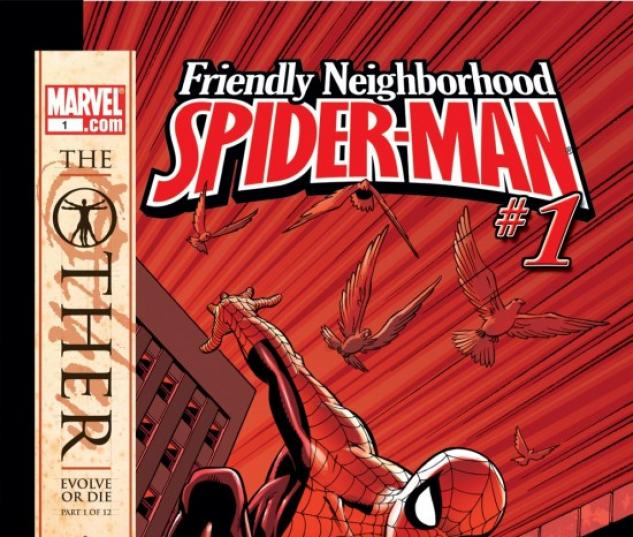 FRIENDLY NEIGHBORHOOD SPIDER-MAN #1 COVER