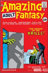 Amazing Adult Fantasy #8 