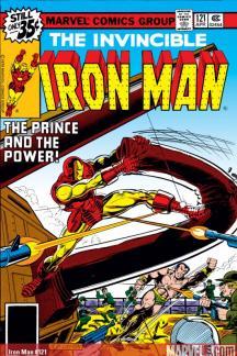 Iron Man (1968) #121
