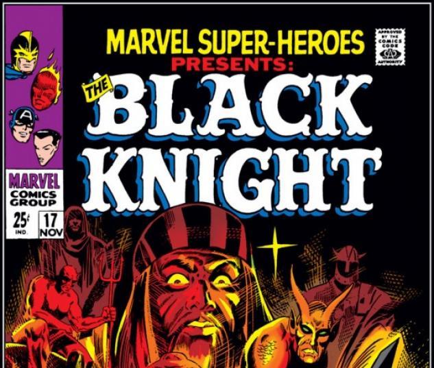 Marvel Super-Heroes #17