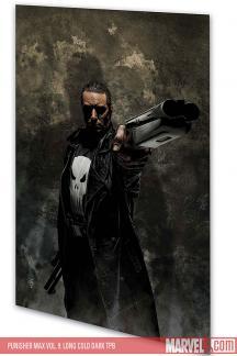 Punisher Max Vol. 9: Long Cold Dark (Trade Paperback)
