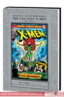 Marvel Masterworks: The Uncanny X-Men Vol. 2 (Hardcover)