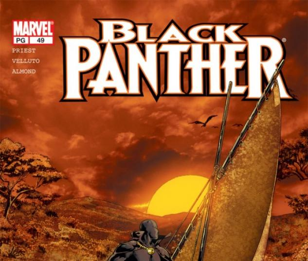 Black Panther #49