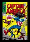 CAPTAIN AMERICA #105 COVER